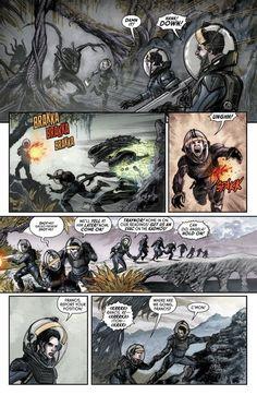 Prometheus : Fire and Stone #2 (VO) COMIC - Dark Horse
