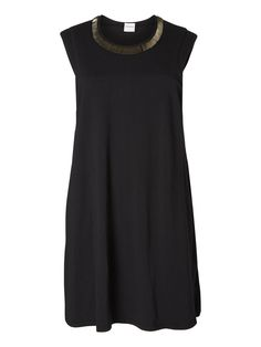Short sleeved party dress with bead detail from JUNAROSE #junarose #dressedtodance #party