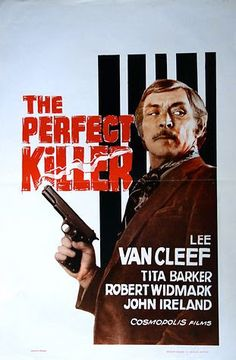 The Perfect Killer (1977) Day Of Anger, French Articles, Billy Dee, Lee Van Cleef, The 5th Of November, Clint Eastwood, Press Photo, Blog