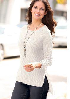 Asymetrický pulóver #ModinoSK