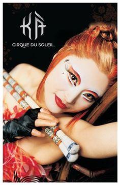 """Cirque du Soleil """"KÀ"""" (Done! 12/25/2014!)"""