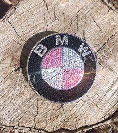 079c49c7e022 Bling BMW Trunk Emblem With Swarovski Crystals by laceeeyb88 on Etsy https    www