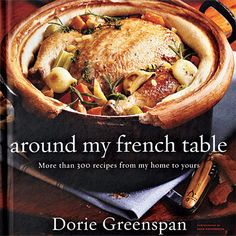 Around My French Table - The Best French Cookbooks - Cooking Light