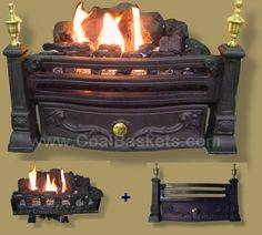 1000 Images About Victorian Coal Baskets On Pinterest