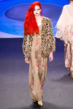 Fall 2014 RTW Anna Sui Collection