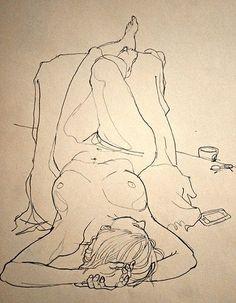 Egon Schiele Artist : More At FOSTERGINGER @ Pinterest