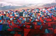 Street Art - Painting the Rio Slums Bright