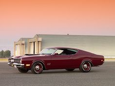 1969 Mercury Cyclone Cobra Jet 428