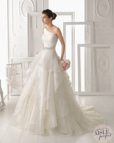 Aire Barcelona CM306, £900 Size: 12   Used Wedding Dresses