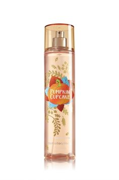 Bath & Body Works Fine Fragrance Mist in Pumpkin Cupcake Bath & Body Works Launched an Obscene Number of Pumpkin Products and You Need Them All Bath Body Works, Bath And Body Works Perfume, Bath N Body, Fragrance Parfum, Fragrance Mist, Perfume Fahrenheit, Perfume Invictus, Pele Natural, Pumpkin Cupcakes