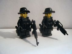 Lego Navy Seal Team