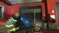 BFV Liezen: Spenglerwerkstatt ausgebrannt #feuerwehr #firefighters