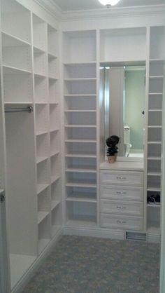 ideas for bedroom master closet mirror ideas for bedroom master closet mirror Closet Mirror, Bathroom Closet, Closet Shelves, Closet Storage, Closet Organization, Organization Ideas, Bedroom Storage, Closet Wall, Wardrobe Storage