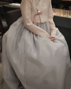 The Dan Women – Page 2 – Hanbok The Dan ‧ Made with ♥ Korean Hanbok, Korean Dress, Korean Outfits, Korean Traditional Dress, Traditional Fashion, Traditional Dresses, Dress Attire, Dress Outfits, Dress Up