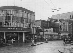 Memories of former Debenhams store stirred as demolition draws nearer - Derbyshire Live Westfield Shopping, Nottingham Road, Modern Store, Industrial Architecture, Make Way, Peak District, Derbyshire, Debenhams, Old Photos