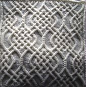 Ravelry: Celtic Motif (knot #79) pattern by Devorgilla's Knitting (sometimes...)