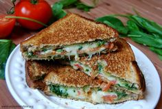 We are a grilled cheese sandwich loving family. I often find myself pondering dinner options in the late afternoon… What could we make that's super easy? What can we make that we all en…