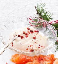Jolly Holiday, Pesto, Panna Cotta, Ethnic Recipes, Food, Dulce De Leche, Essen, Meals, Yemek