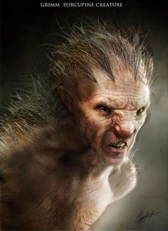 Crazy Creature Designs For NBC's 'Grimm' | Moviepilot: New Stories for Upcoming Movies