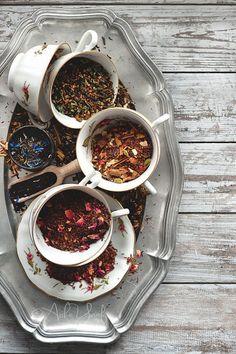 my-visual-bliss:  Teas