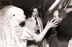 The Behind the Scenes Pic of the Day - From the Making of George Miller's…