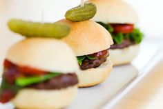 slider buns recipe | use real butter