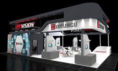 Exhibition Stall Design, Exhibition Room, Exhibition Stands, Restaurant Concept, Cafe Restaurant, Jewellery Shop Design, Stand Design, Showcase Design, Shop Lighting
