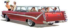 Plan59 :: Woodies :: 1950s Station Wagons :: 1959 DeSoto Fireflite Explorer