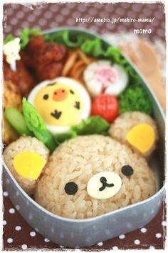 Bento Box Recipes: 7 Stupendous Rilakkuma Bento Box Recipes
