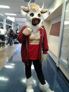 Image result for cow fursuit