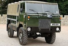 Land Rover FC 101