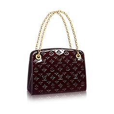 LOUIS VUITTON - Virginia MM (LG) MONOGRAM VERNIS Sacs à main