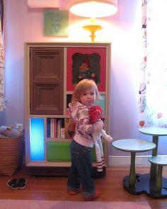 repurposed furniture - to magical creation