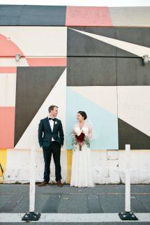 Chic Brooklyn Brunch Wedding | Photos