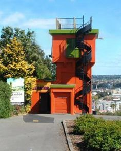 Durie Hill Elevator (Whanganui) - 2020 All You Need to Know Before You Go (with Photos) - Whanganui, New Zealand Online Tickets, Elevator, New Zealand, Trip Advisor, Island, Holidays, History, City, Outdoor Decor