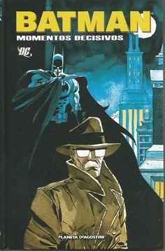 Batman: Momentos decisivos Planeta DeAgostini