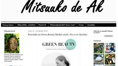 Pozvánka na Green Beauty Market 2018 Marketing, Green, Beauty, Beauty Illustration