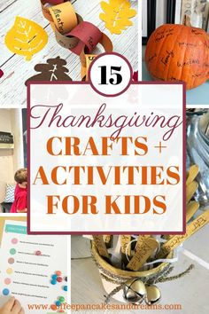 Thanksgiving activities to teach gratitude Thanksgiving Activities, Craft Activities For Kids, Thanksgiving Crafts, Thanksgiving Decorations, Family Activities, Fall Decorations, Diy For Kids, Crafts For Kids, T Craft