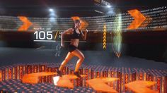 Incredible #compositing and #UI motion graphics: Xist Fitness. WOW Inspiration