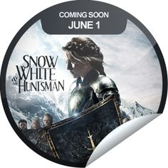 Keep checking that mirror, you'll never be as fair as Queen Ravenna unless you go see Snow White and The Huntsman when it opens in theaters on 6/1/2012. Share this one proudly. It's from our friends at Universal Pictures.