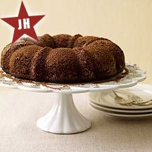 Weight Watchers  Dark Chocolate Cake  This cakes a winner. Its like a rich devils food cake but it's slimmed down by adding a secret ingredient: canned sauerkraut. (Yes, you read that right.)