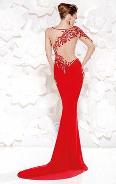 Tarik Ediz 92505 Dress - MissesDressy.com