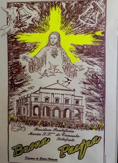 con questo disegno di Ettore Volante... Auguriamo a tutti voi alle vostre famiglie una serena Pasqua!!!!!!
