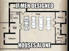 I'd be fine with it as long as I get a home theater and a nice bathroom