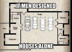 I'd be fine with it as long as I get a home theater and a nice bathroom