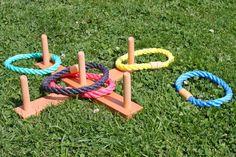 Seilring-Wurfspiel Nachhaltiges aus Behindertenwerkstätten (WfbM)