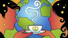 Can tea sipping help us create a vision of world peace? Our January 2018 campaign wants to unite Sippers with this intention and goal.
