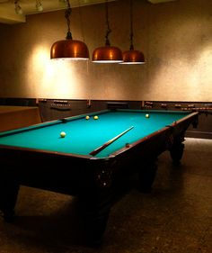 """Pool - """"When I played pool I was like a good psychiatrist. I cured 'em of all their daydreams and delusions.""""   -Minnesota Fats"""