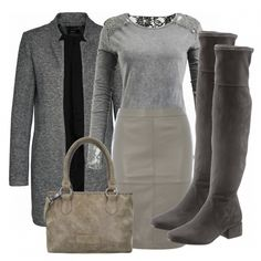 Herbst-Outfits: Worktime bei FrauenOutfits.de