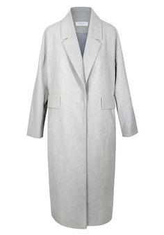 Tailored Boyfriend Coat December 2017